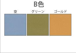 テンカラー トップページ色見本 B色